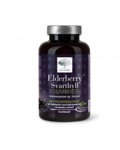 Elderberry™ Svarthyll Gummies