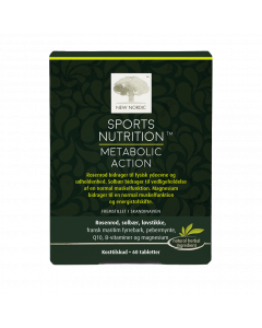 Sports Nutrition™ Metabolic Action