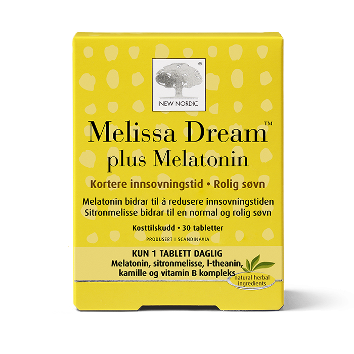 Melissa Dream™ plus Melatonin